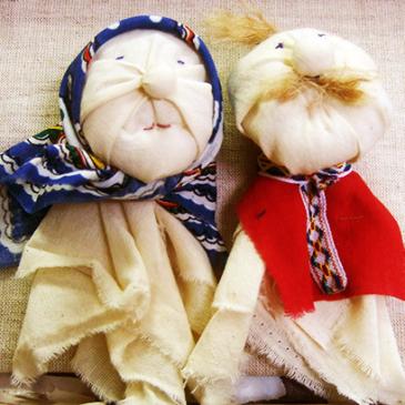 10 июня — Мастер-класс «Традиционная славянская кукла»