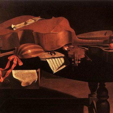 5 сентября — концерт барочной музыки