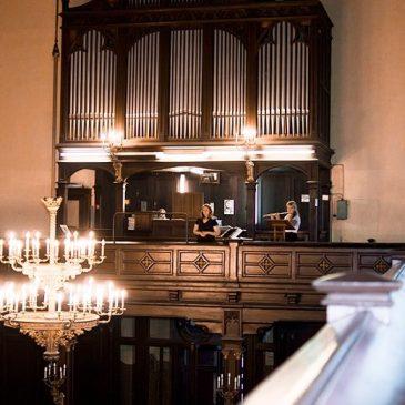 Воскресный концерт в Церкви Святого Павла