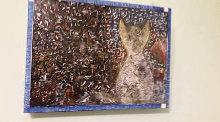 Выставка картин художника Х.Талберга в АНКОЛ